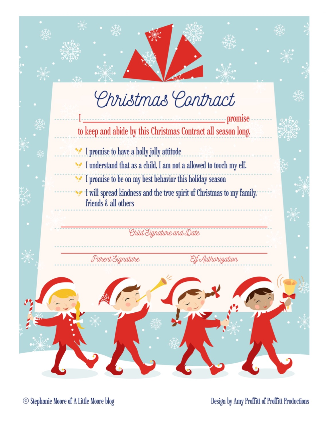 It is a photo of Irresistible Free Elf Printables